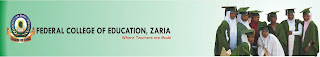 1st & 2nd FCE Zaria NCE Admission Lists Is Out – 2016/2017