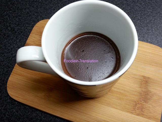 Cioccolata Calda Homemade