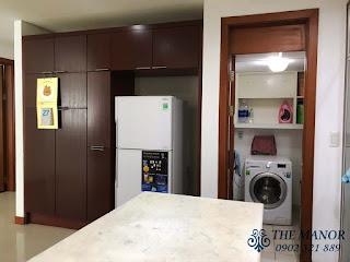 Tòa nhà The Manor quận Bình Thạnh bán hoặc cho thuê | tủ lạnh và máy giặt