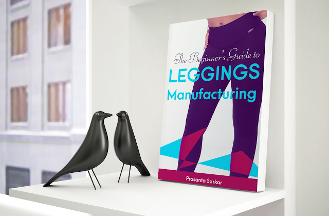 Leggings Manufacturing book