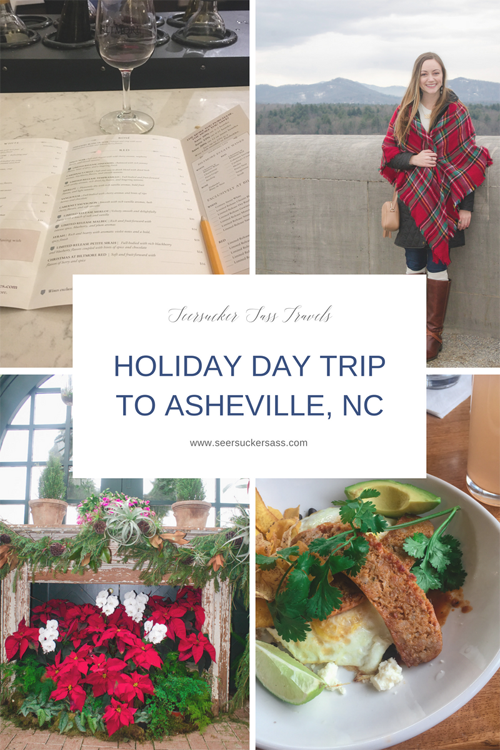 A Holiday Day Trip to Asheville, NC