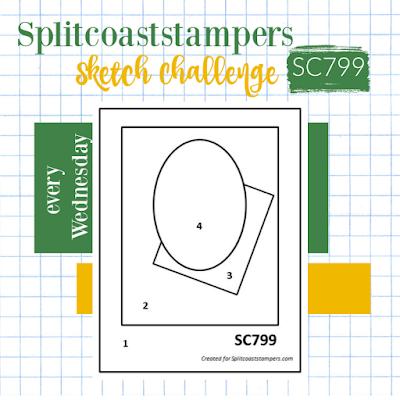Splitcoaststampers card sketch 799