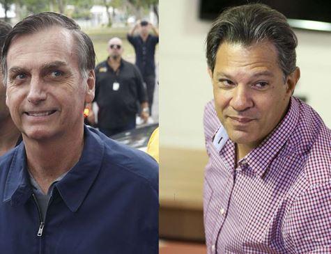 Na reta final, Bolsonaro e Haddad afinam os últimos detalhes