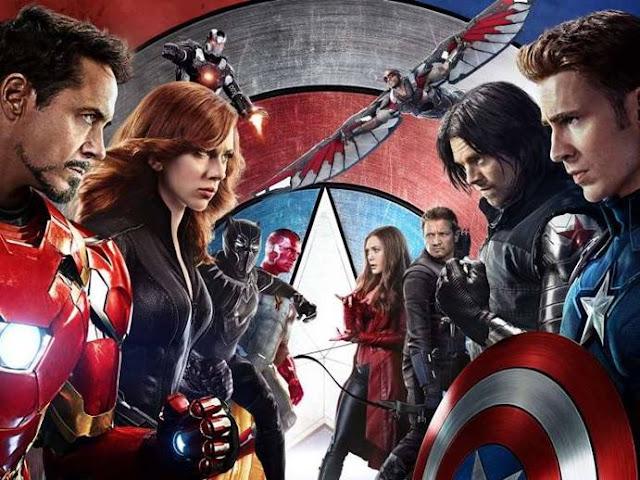 Film Hollywood Terbaik 2016 Genre Superhero