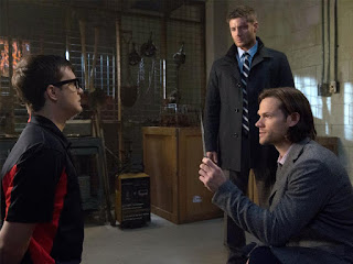 "Supernatural 9x14 ""The Captives"""