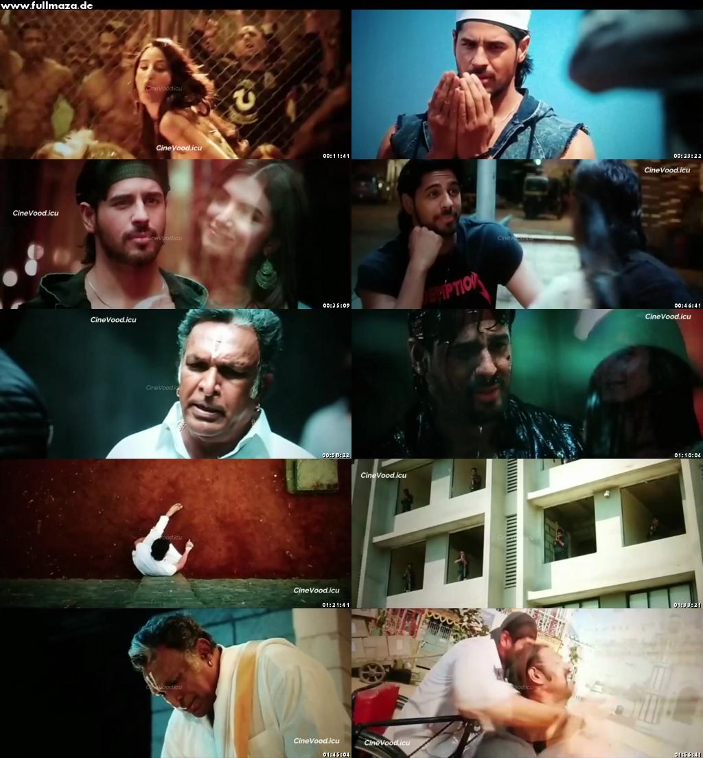 Marjaavaan (2019) Hindi Movie 480p Pre-DVDRip - [400MB