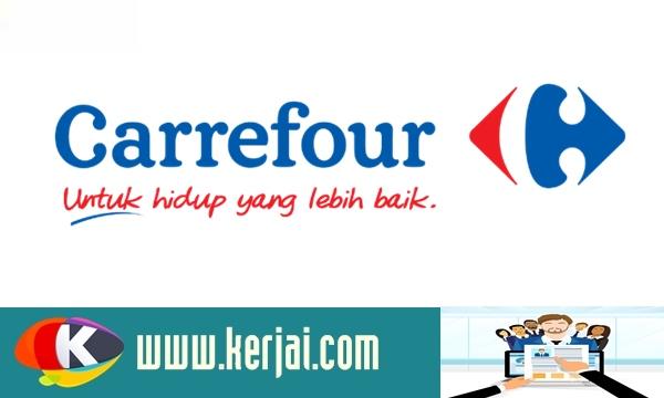 Lowongan Kerja PT. Trans Retail Indonesia (Carrefour)