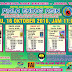 Brosur Piala Endog Asin. Minggu, 16 Oktober 2016