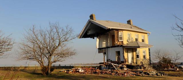 Casa y daños en Derecho civil