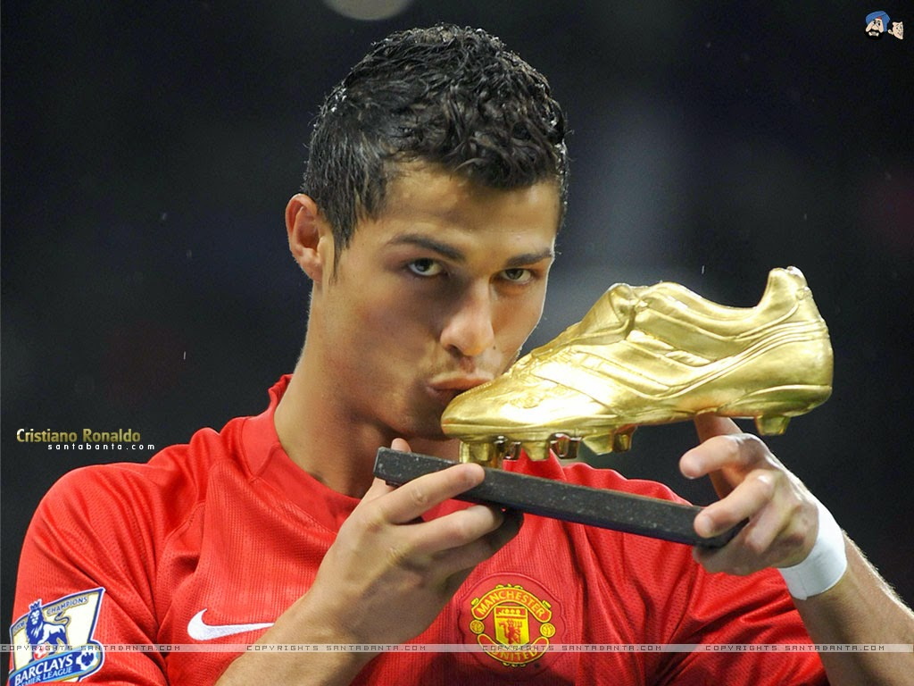 Christiano Ronaldo, Sincere and Forgiveful. Focus to shoot the star!