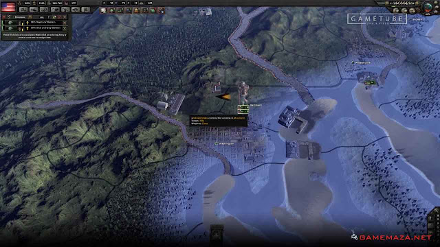 Hearts of Iron IV Field Marshal Edition Gameplay Screenshot 4