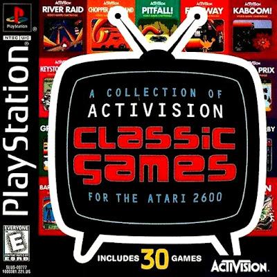 descargar activision classics psx por mega