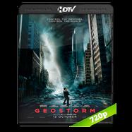 Geostorm (2017) HC HDRip 720p Audio Ingles 2.0 Subtitulada