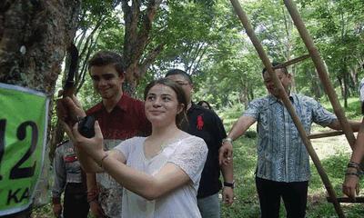 Kebun Karet BSB (Semarang New Earth)