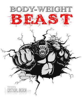 Body weight beast.