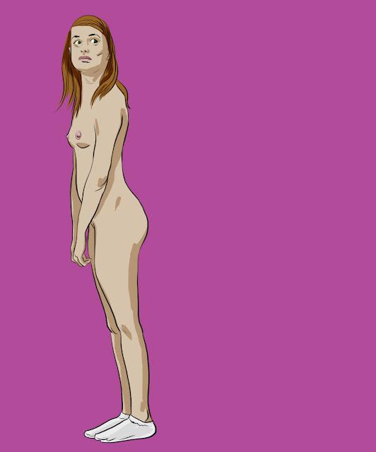 shoo bop illustration drawing Jordi Pastor