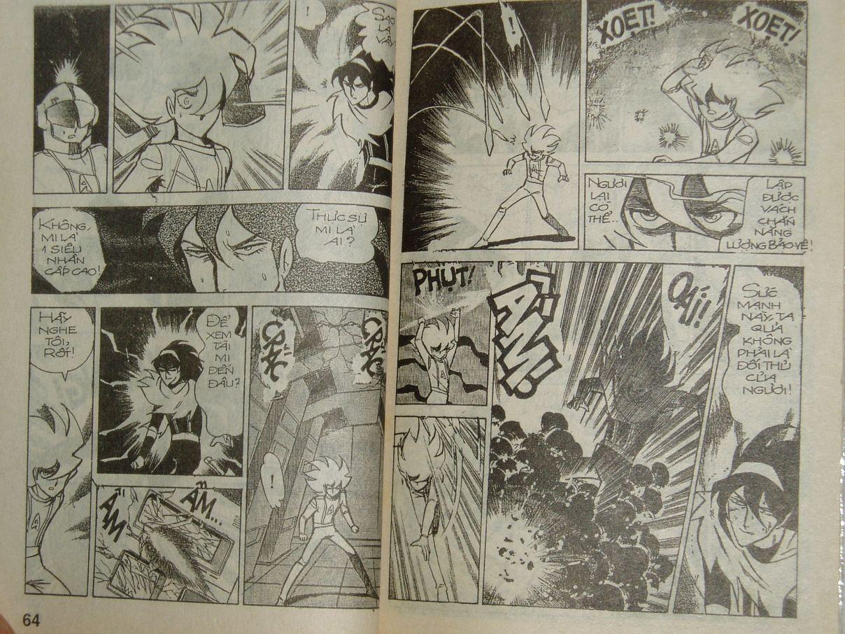 Siêu nhân Locke vol 06 trang 32