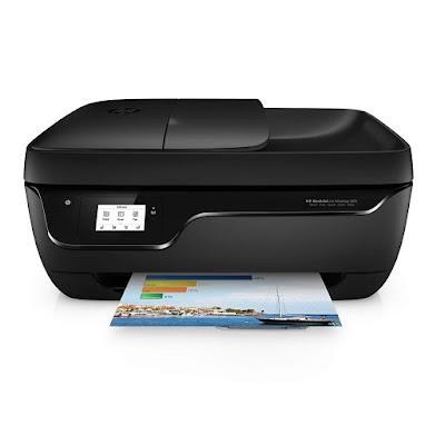 One Ink Advantage Wireless Colour Printer HP DeskJet 3835 Driver Downloads