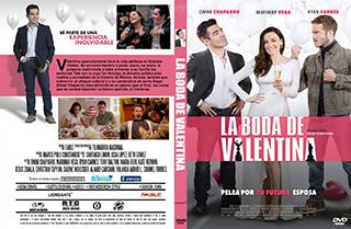 La Boda de Valentina - Cover DVD