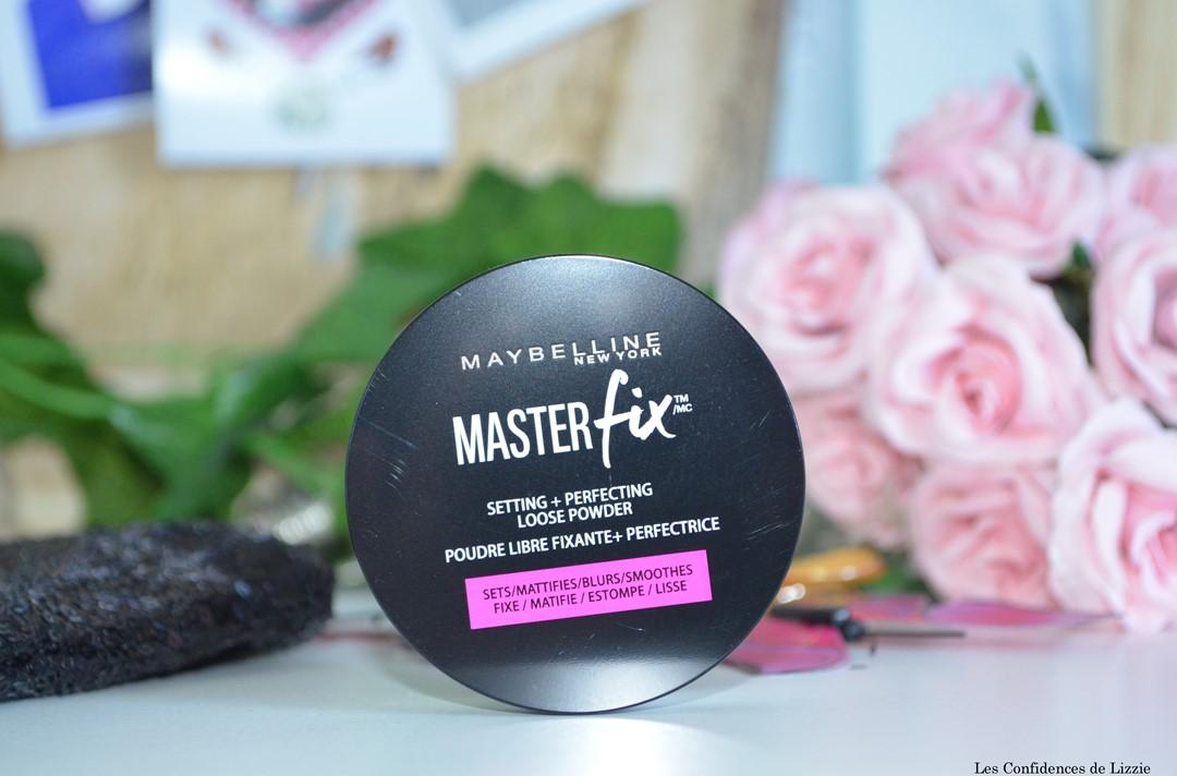 poudre libre - poudre libre matifiante - teint matifie - pores floutes - produit de maquillage en grande surface - teint lisse - teint soyeux - peau rebondie