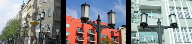 Albert Speer's lampposts
