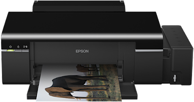 Epson  L800 Service Required Blink