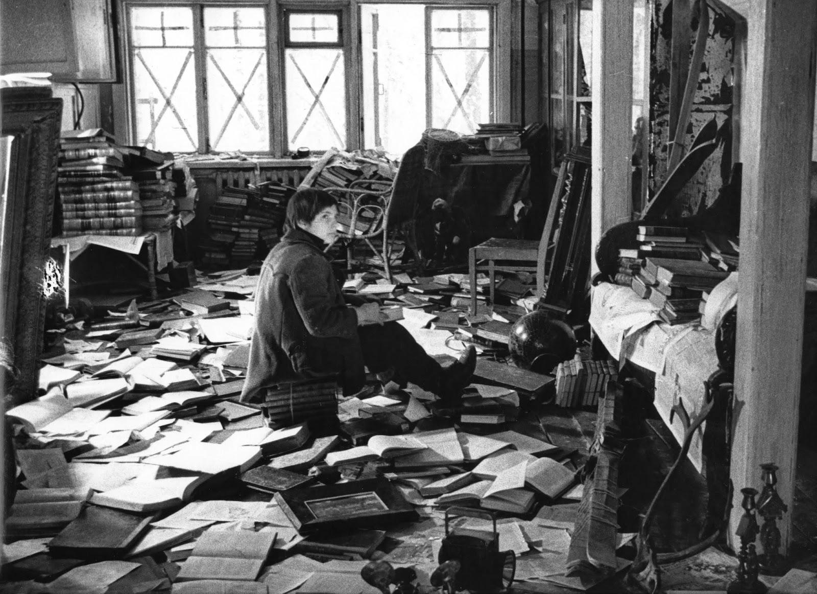 Beyond the Looking Glass: Andrei Tarkovsky's Mirror (Part II