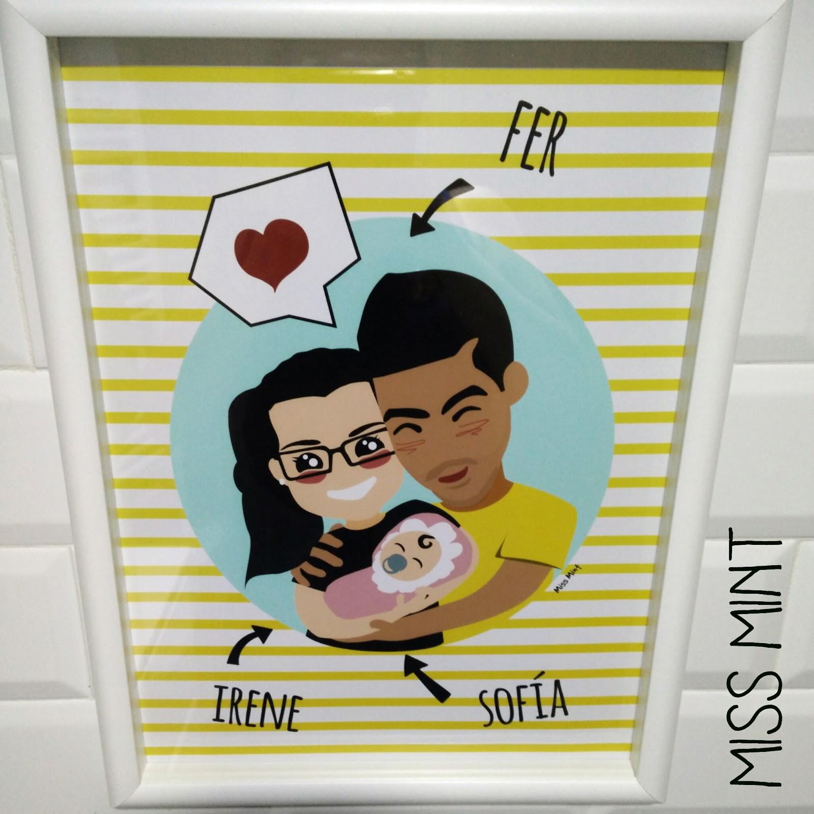regalos originales para bebés Miss Mint
