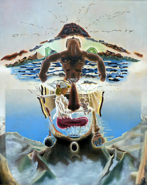 Free Surreal Wallpaper Artist Dave Martsolf