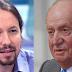 """Pablo Iglesias acusa al rey emérito de """"ensuciar la imagen de España con sus amistades peligrosas"""""""