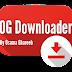 حمل التطبيق الرائع OGYouTube لتحميل الفيديوهات من اليوتيوب مباشرة الى هاتفك