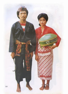 Provinsi Jawa Timur - Pakaian Adat Tradisional Pesa'an