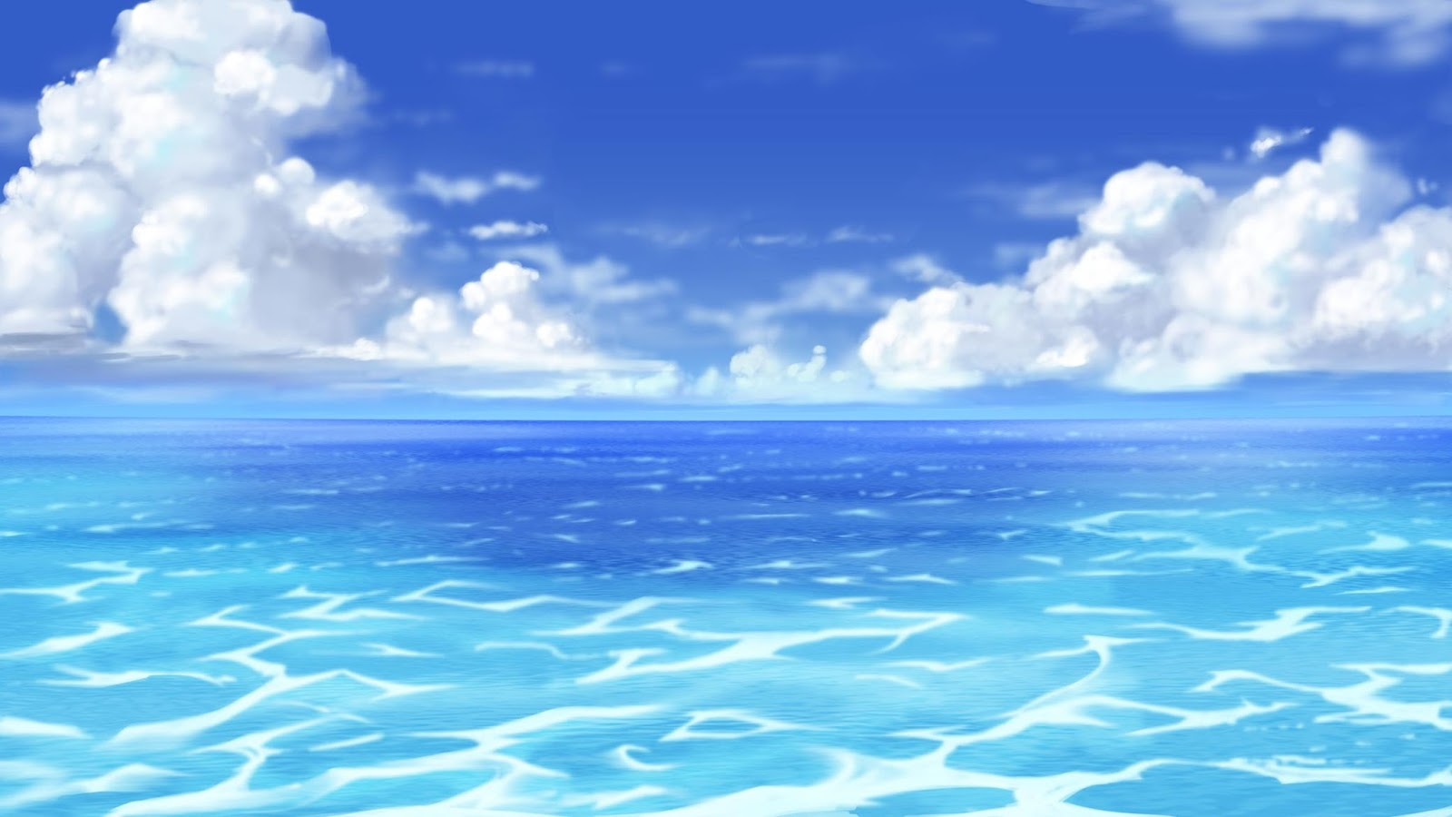 Blue Ocean Cafe Menu