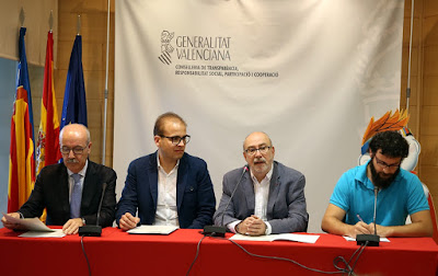 Alrededor del 90% de la población valenciana tiene acceso a información de su ayuntamiento en el portal de transparencia municipal