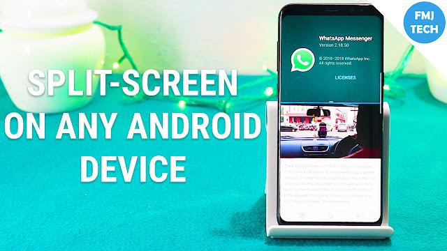 Android Multi Taskiing