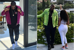 Checkout mystery woman spotted with Don Jazzy, Female fans reacts