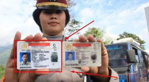 Bantu Share Ya! Inilah Cara Mudah Mengurus Surat SIM Yang Rusak atau Hilang!