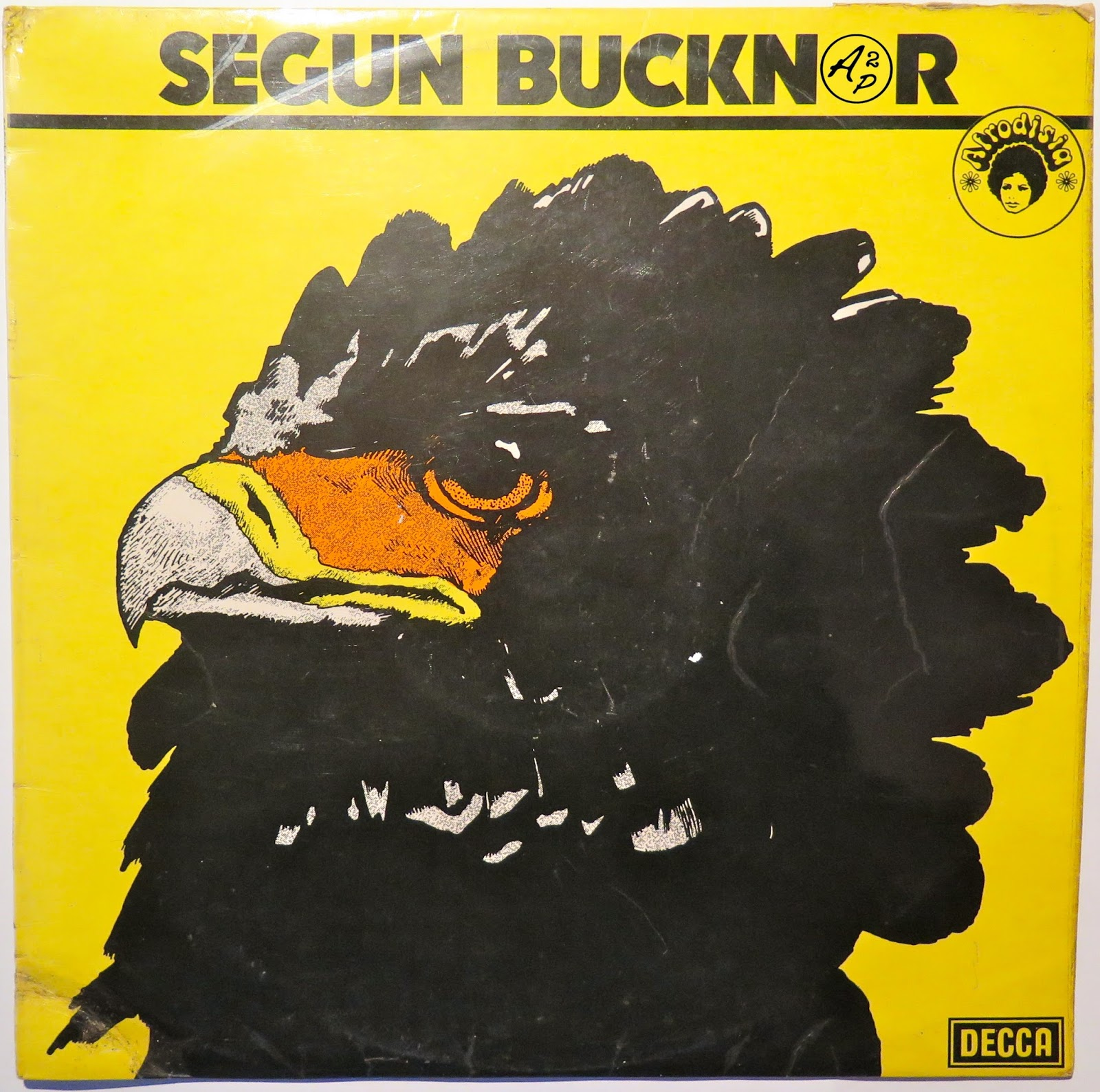 Segun Bucknor – The Price Of Your Love (Nigeria, 1975, Afrodisia