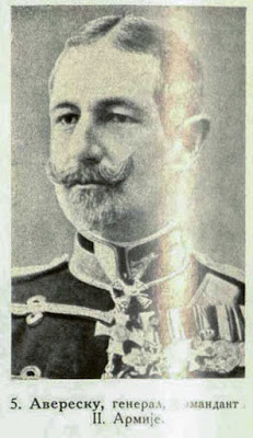General Averescu, Commander of the IInd army