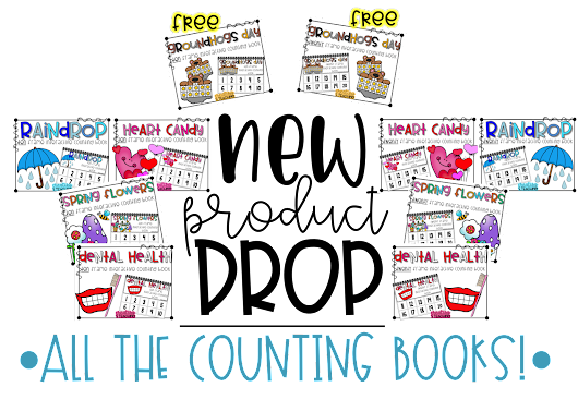 Counting Books {Update!}