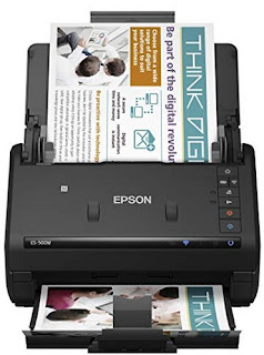 Epson ES-500W Drivers Download