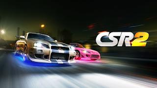 تحميل لعبة csr racing 2 نقود لاتنتهي للاندرويد (اخر اصدار)