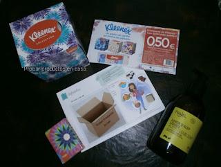 Disfrutabox octubre, Kleenex