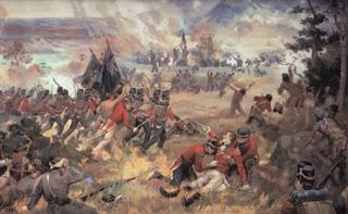 War of 1812  Queenston Heights