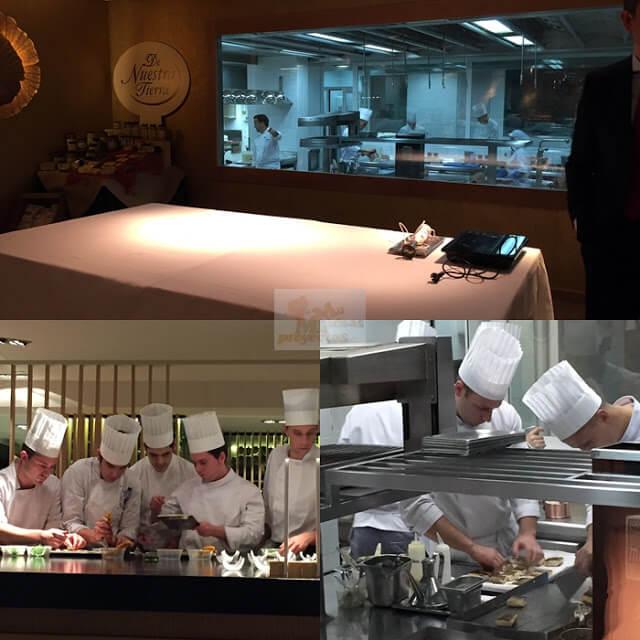 cocinas del restaurante sant celoni1