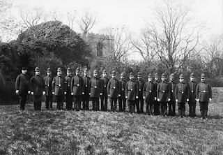 Police at Suffolk, 1900
