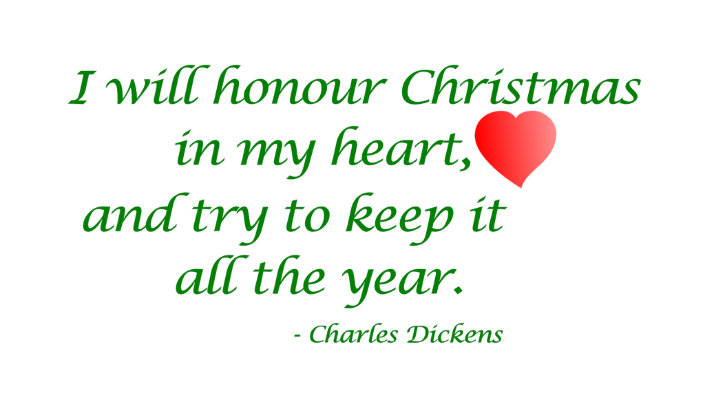Christmas Quotes 21 Inspirational Sayings To Share During: Rudolph Ramblings: Holiday Decor: A Christmas Carol