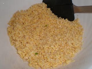 FALAFELS tradicional receta árabe con garbanzos RECETA COCINA GASTRONOMIA ARABE LEGUMBRES GARBANZOS VEGETARIANA VEGANA ESPECIAS CILANTRO