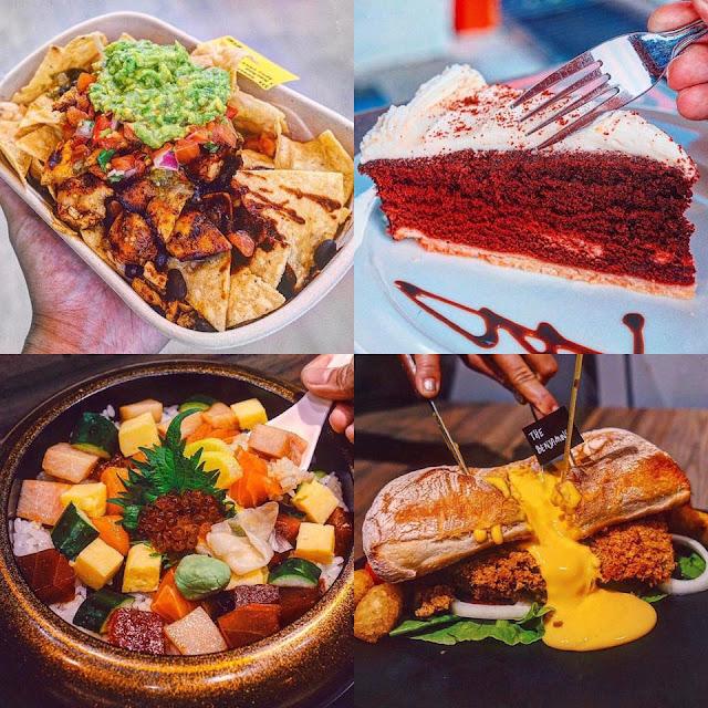 Singapore Trending Food April 2017