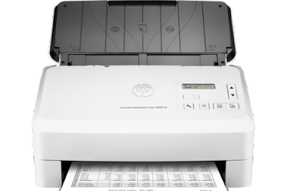 Download HP ScanJet 5000 s4 Drivers